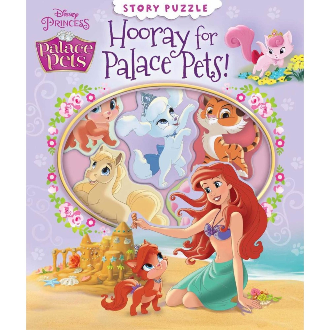 PALACE PETS Animals PRINCESSES Disney UMBRELLA Girl ORIGINAL New Offer