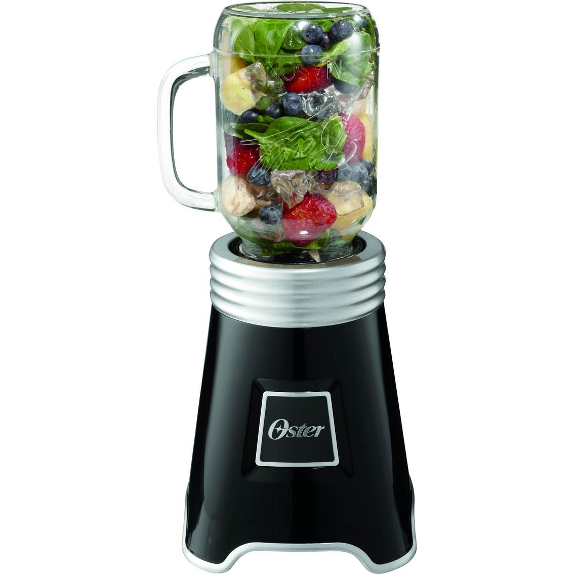 Uncategorized Oster Mixers Small Kitchen Appliances oster freshblendn go mason jar blender blenders home 1007