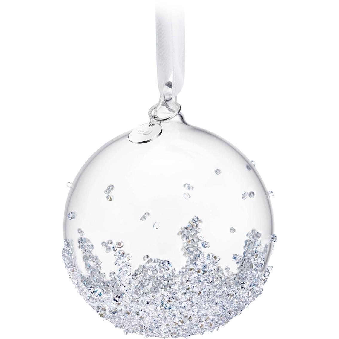 Swarovski Christmas Ball Ornament, Small | Ornaments ...