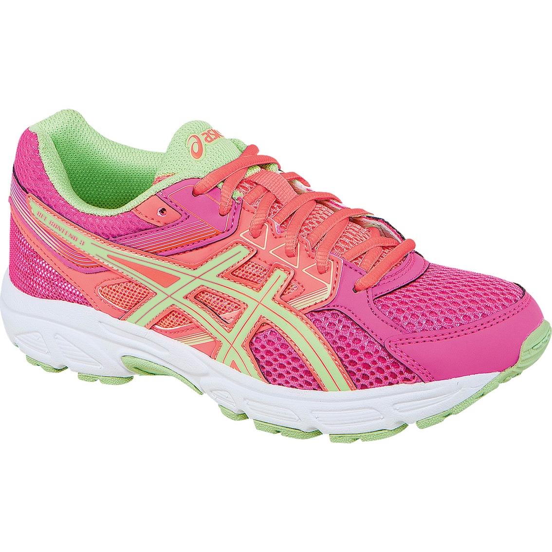 ASICS Girls GEL-Contend 3 Grade School Running Shoes