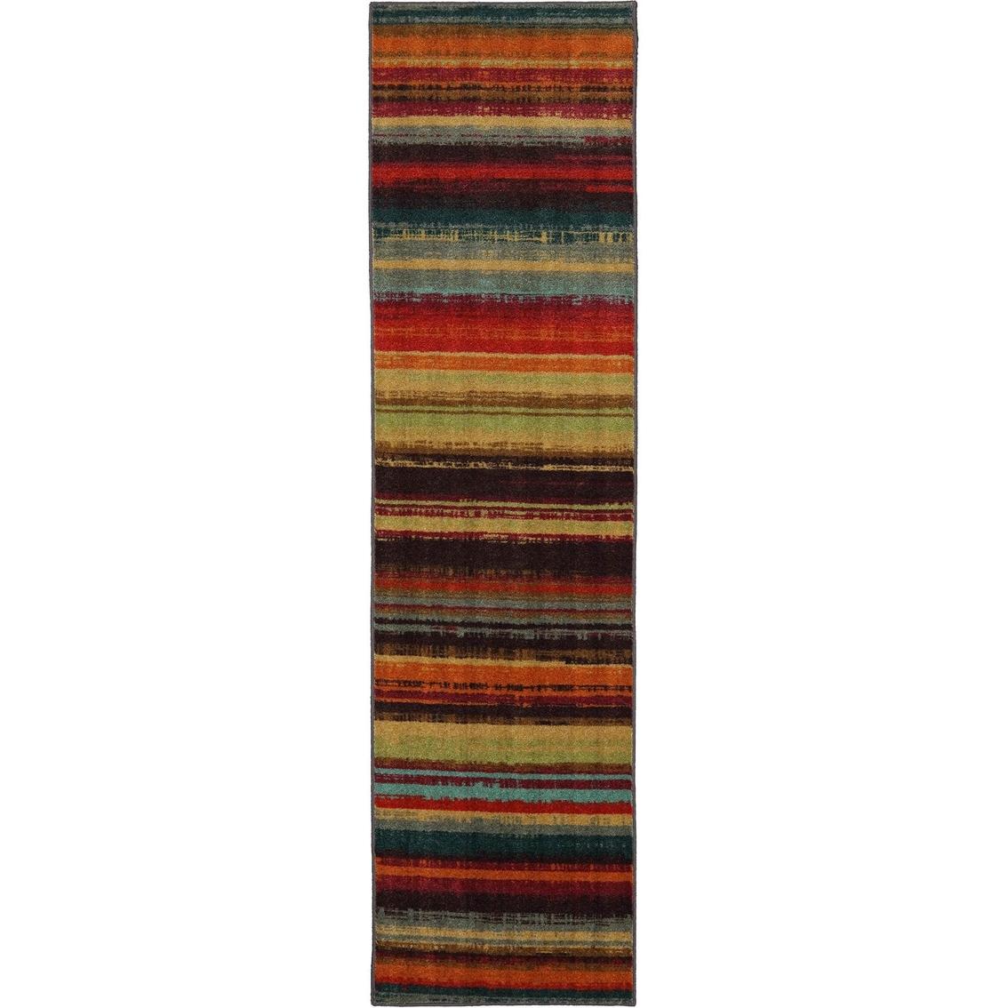 Mohawk Home Boho Stripe Rug   Rugs