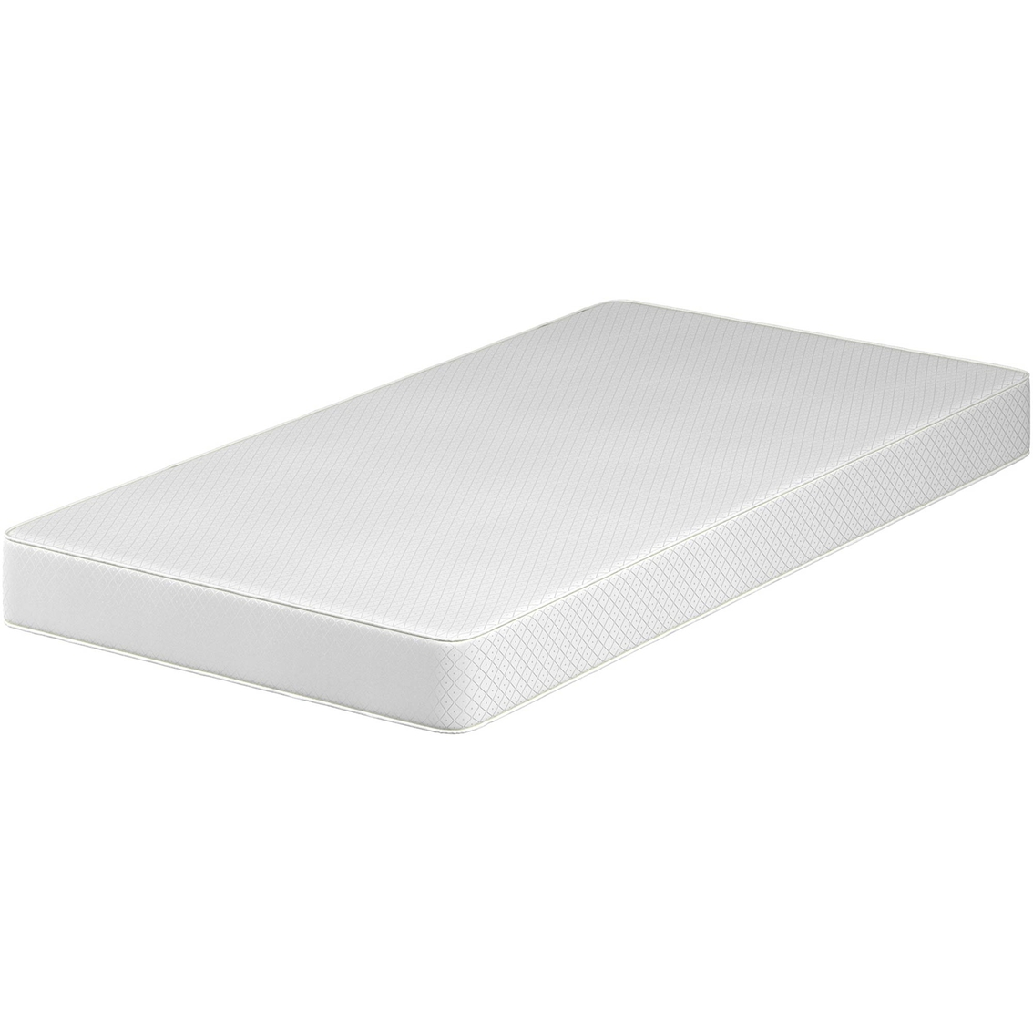Snuggle Home 6 In Foam Two Sided Bunk Bed Mattress Mattresses