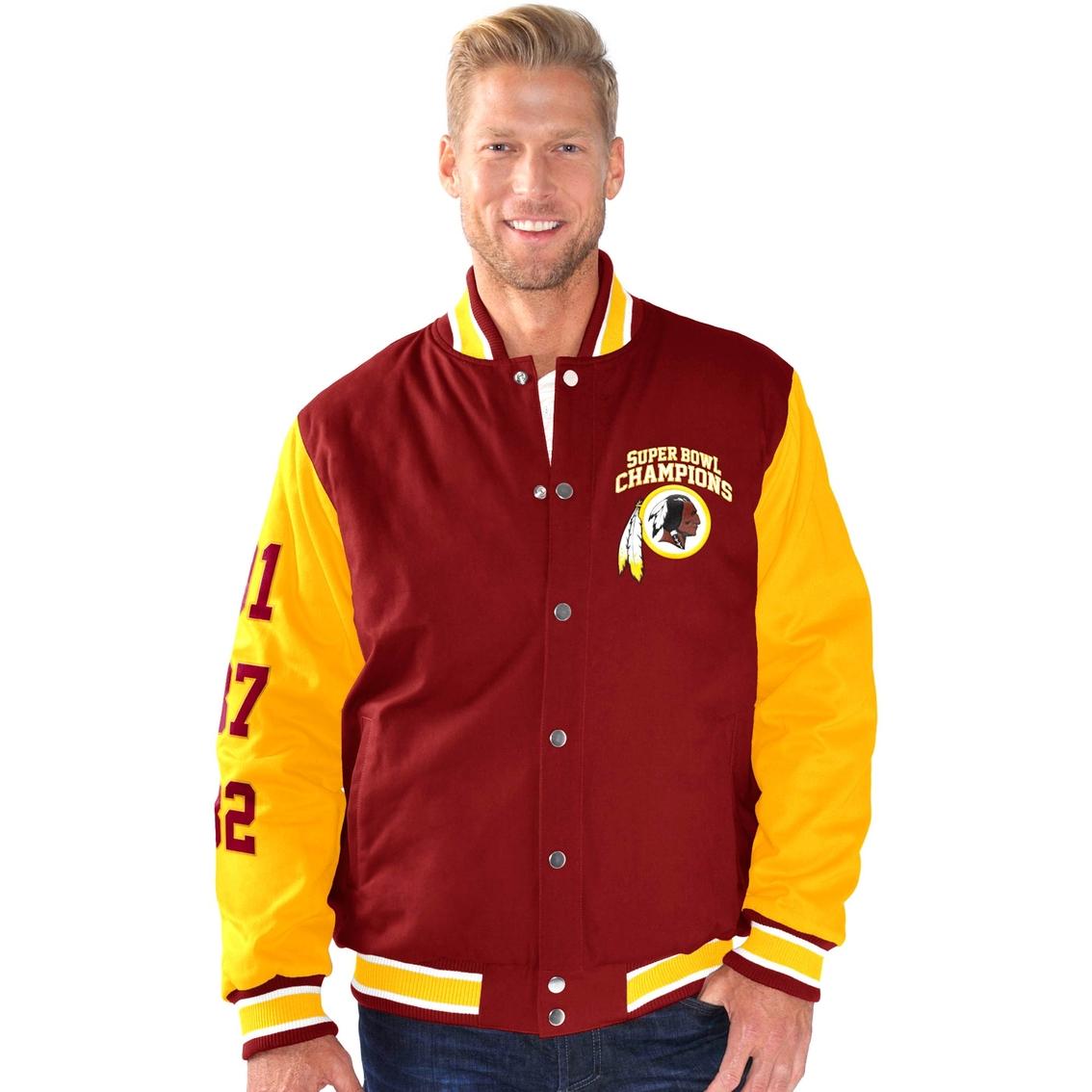 new products 81131 9f336 G-iii Sports Nfl Washington Redskins Field Goal ...