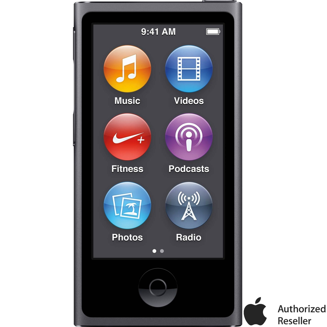 apple ipod nano 16gb generation 8 ipod nano. Black Bedroom Furniture Sets. Home Design Ideas