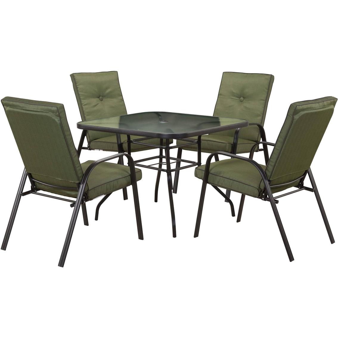 Courtyard Creations Ashridge 5 Pc Cushion Dining Set
