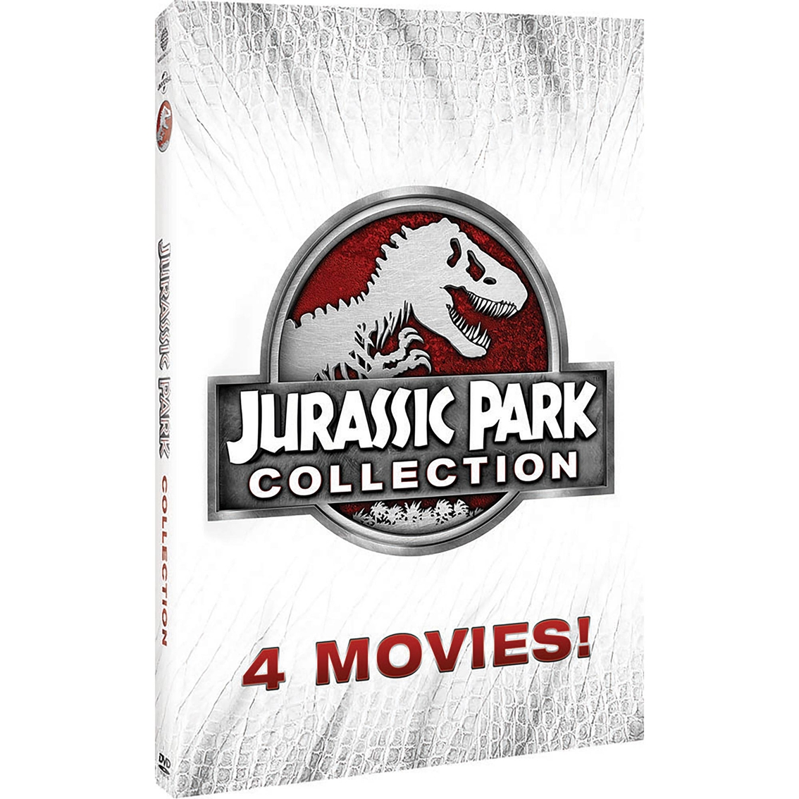 Image result for Jurassic park series dvd