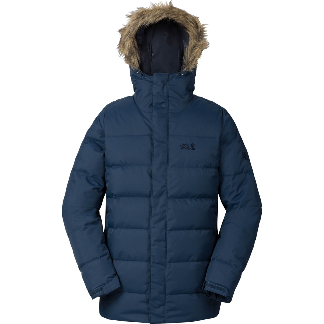 Jack Wolfskin Baffin Jacket, Dark Teal | Jackets | Apparel