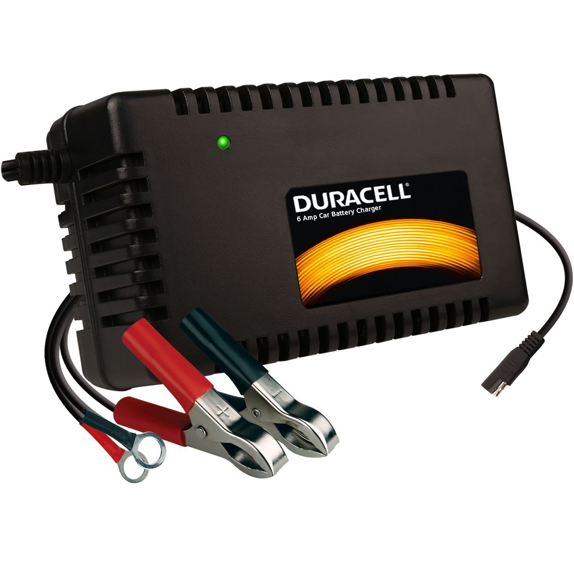 Duracell 6 Amp Battery Charger And Maintainer