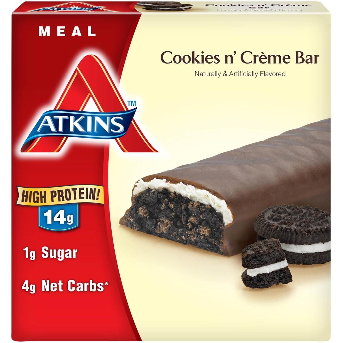 Atkins diet cookies