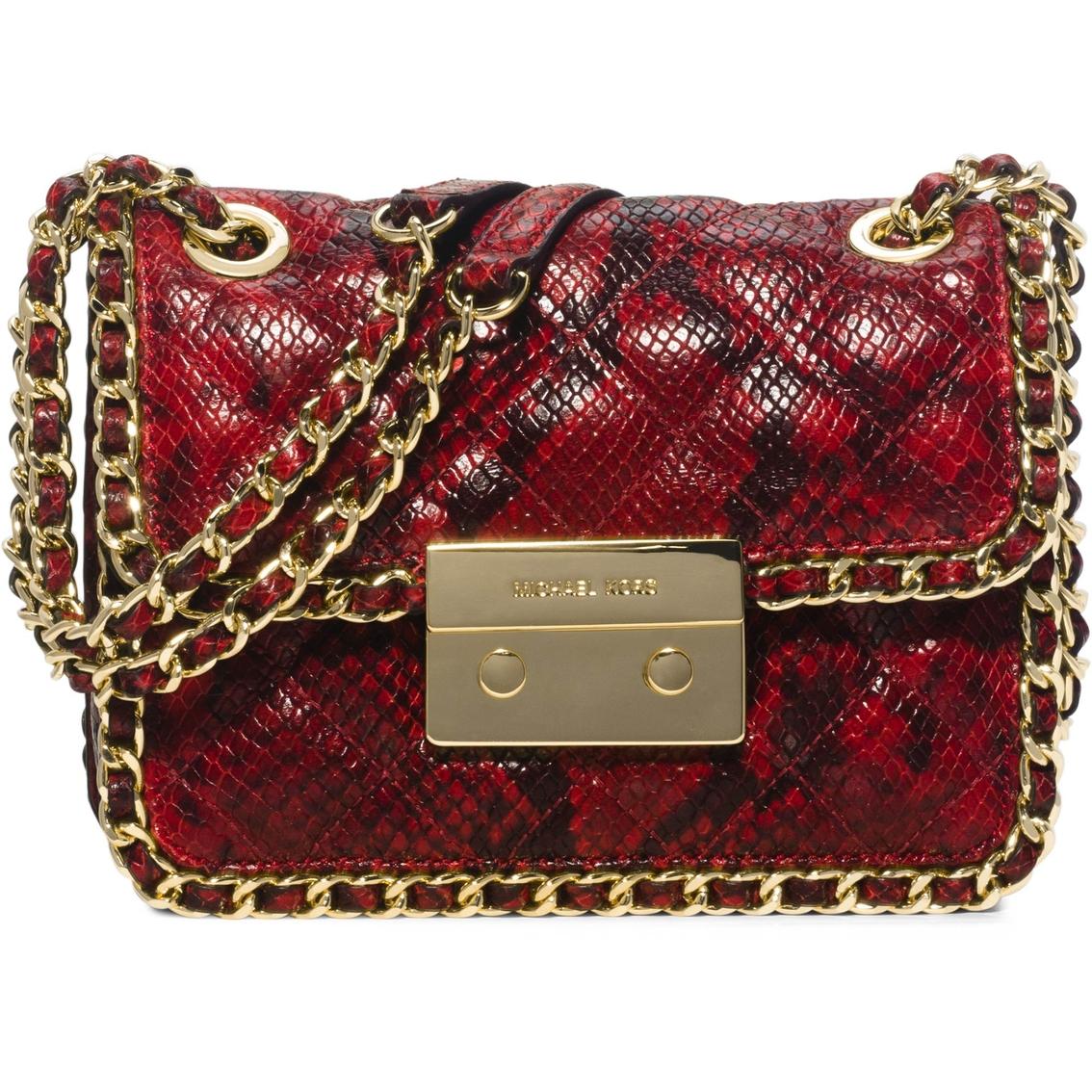 637b15b15216 Michael Kors Carine Medium Shoulder Bag
