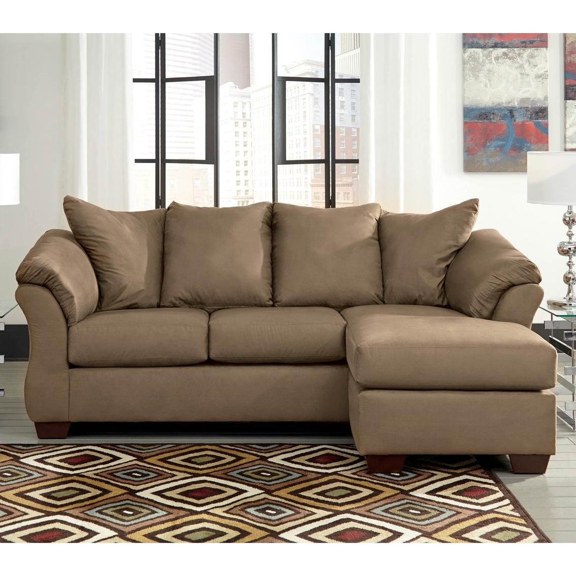Sectional Sofa In Huntsville Al: Signature Design By Ashley Darcy Sofa Chaise