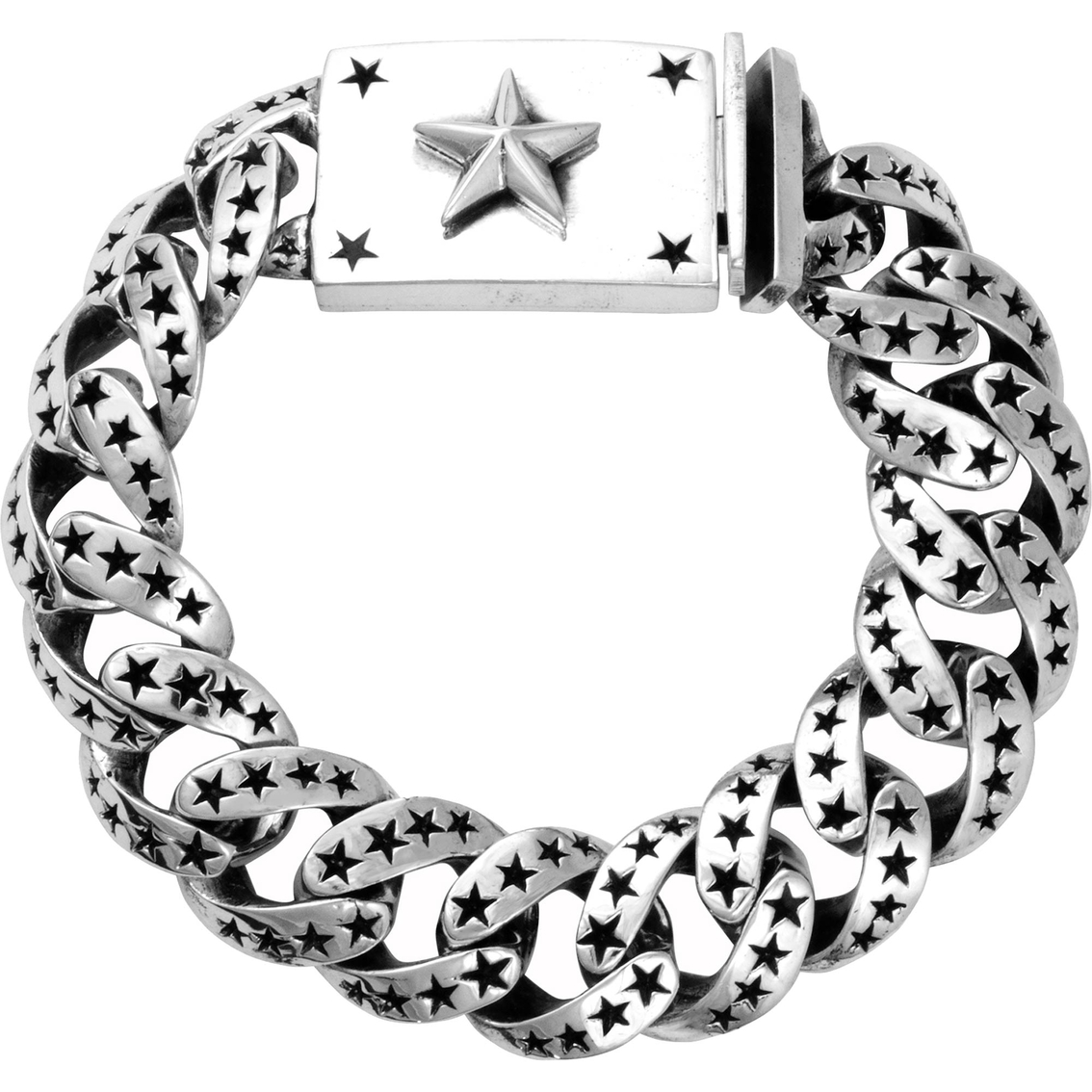 King Baby Sterling Silver Large Star
