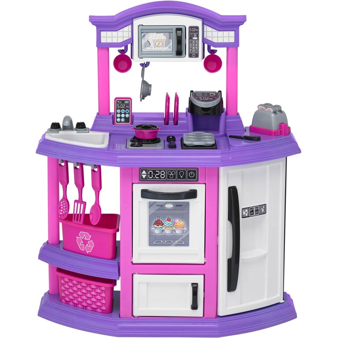 american plastic toys baker u0027s play kitchen american plastic toys baker u0027s play kitchen   kitchens grills      rh   shopmyexchange com