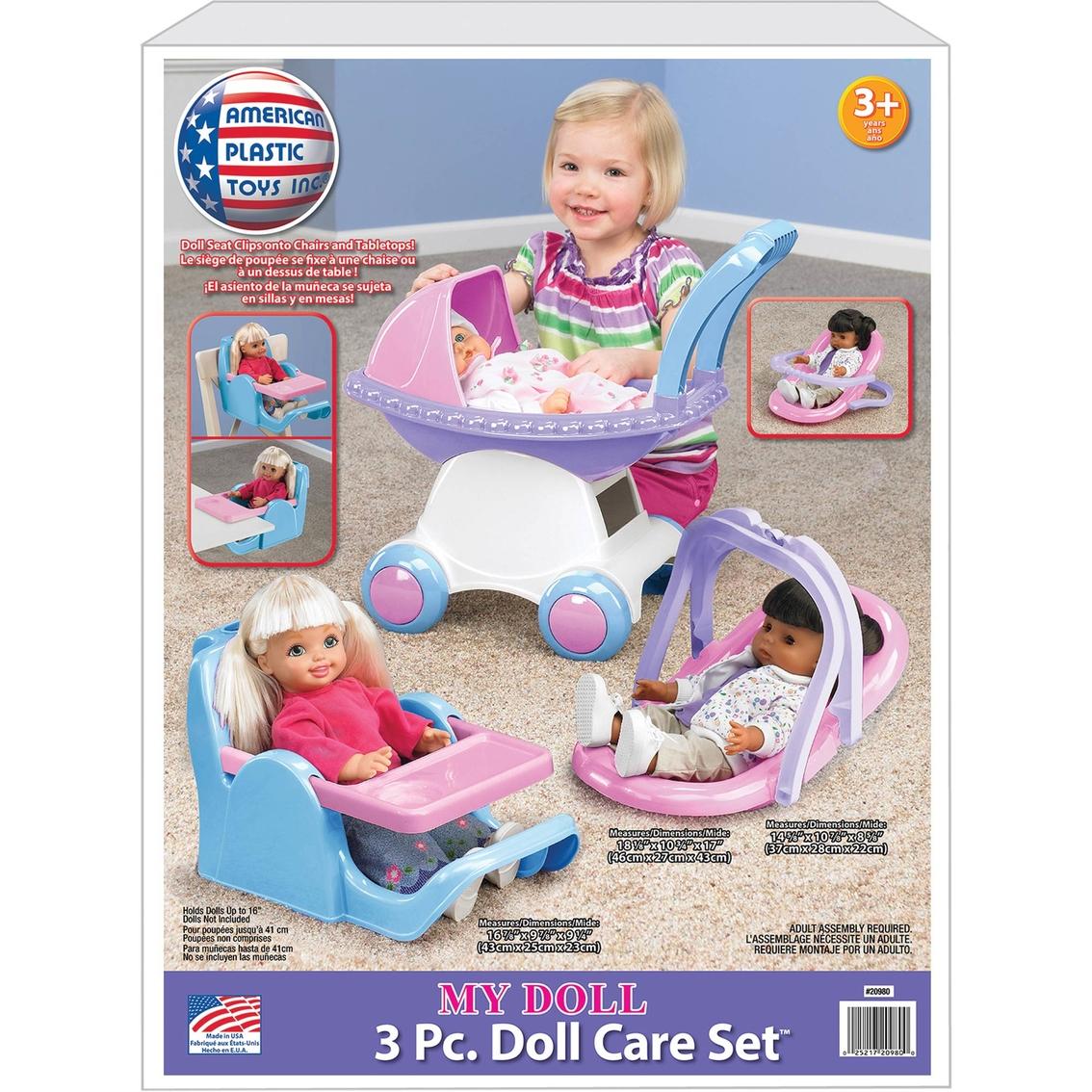 American Plastic Toys Fashion Doll Delightful Dollhouse   Dollhouses ...