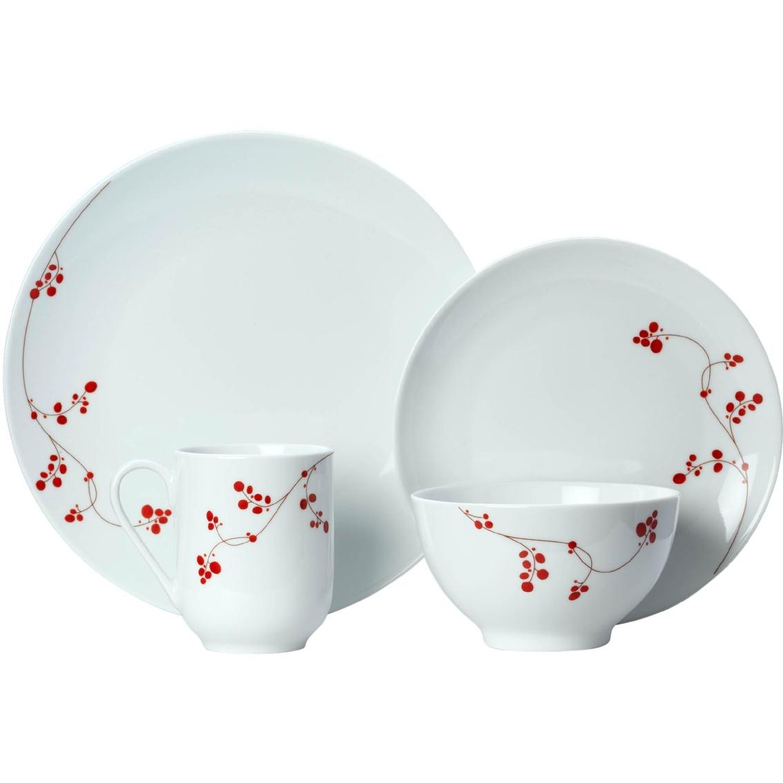 Mikasa Red Berries 16 pc. Dinnerware Set  sc 1 st  ShopMyExchange.com & Mikasa Red Berries 16 Pc. Dinnerware Set | Dinnerware Sets | Home ...