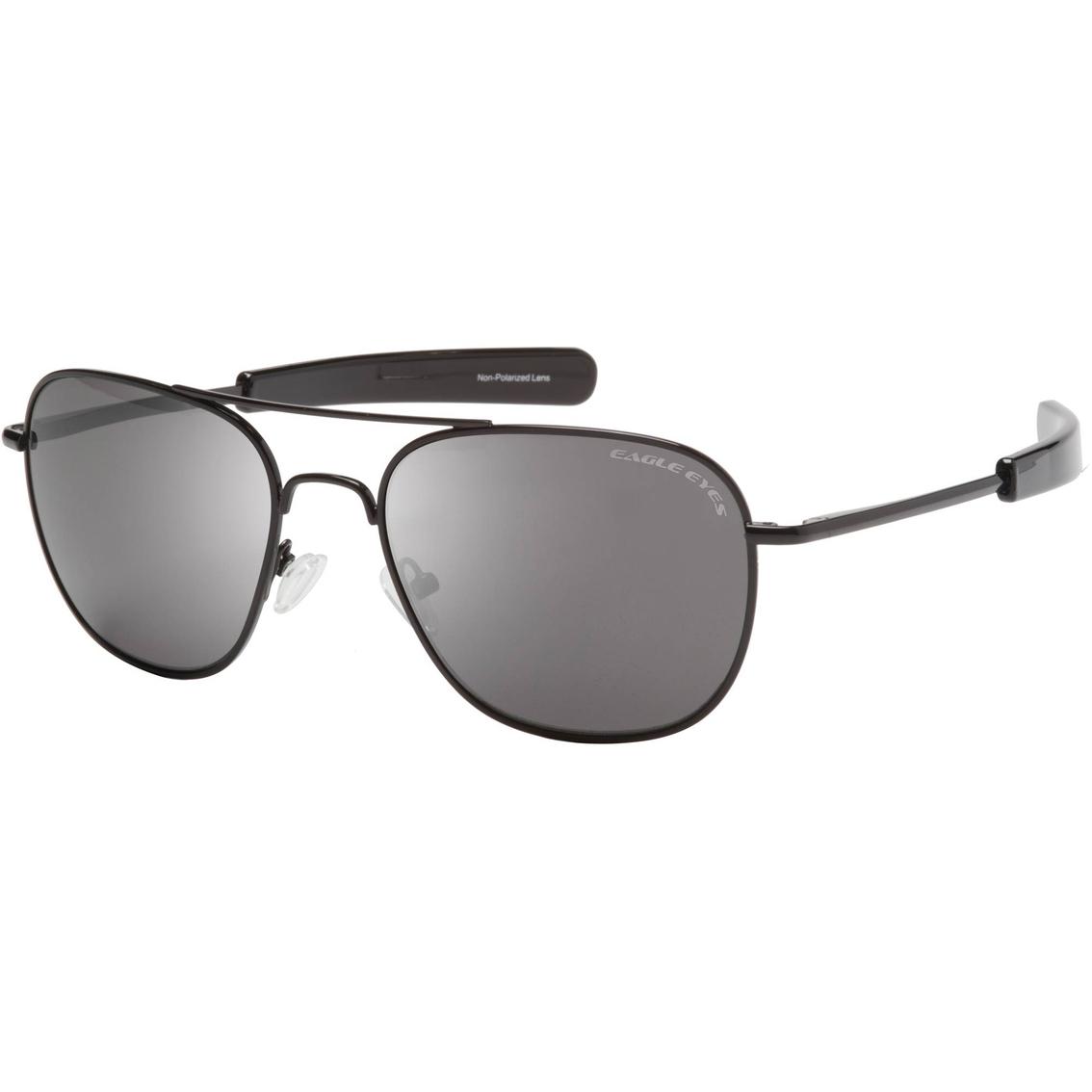 Eagle Eyes Freedom 34 R57 Sunglasses, Black Frame/gray Lens | Men\'s ...
