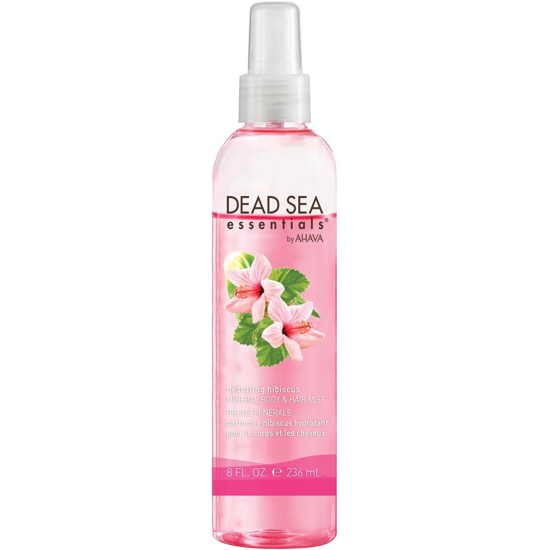 Dead Sea Essentials By Ahava Hibiscus Body And Hair Mist 8 ...