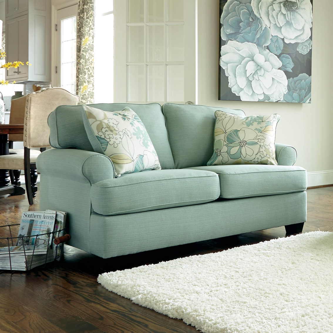 Signature Design By Ashley Daystar Loveseat Sofas