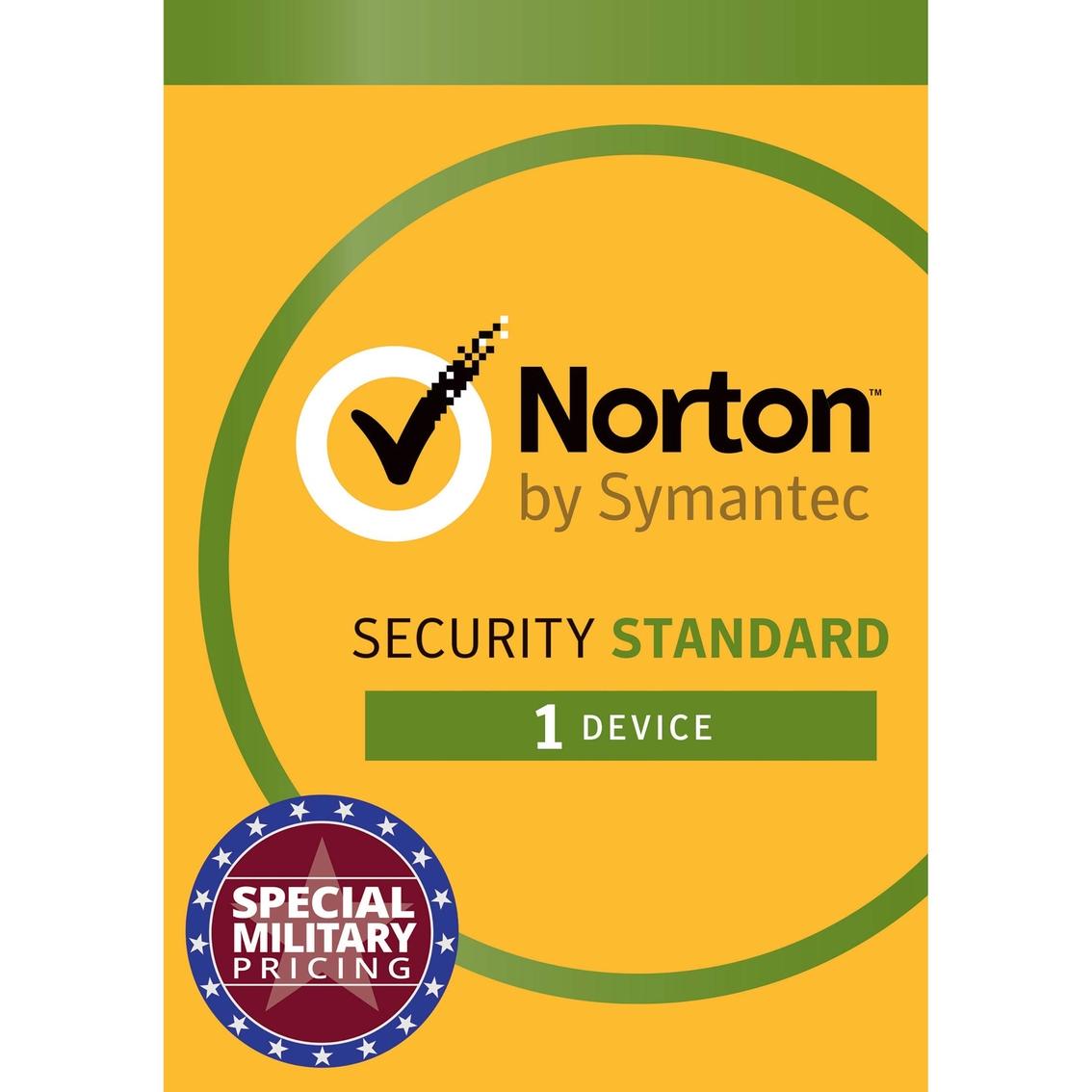 symantec norton security standard 1 device other software electronics shop the exchange. Black Bedroom Furniture Sets. Home Design Ideas