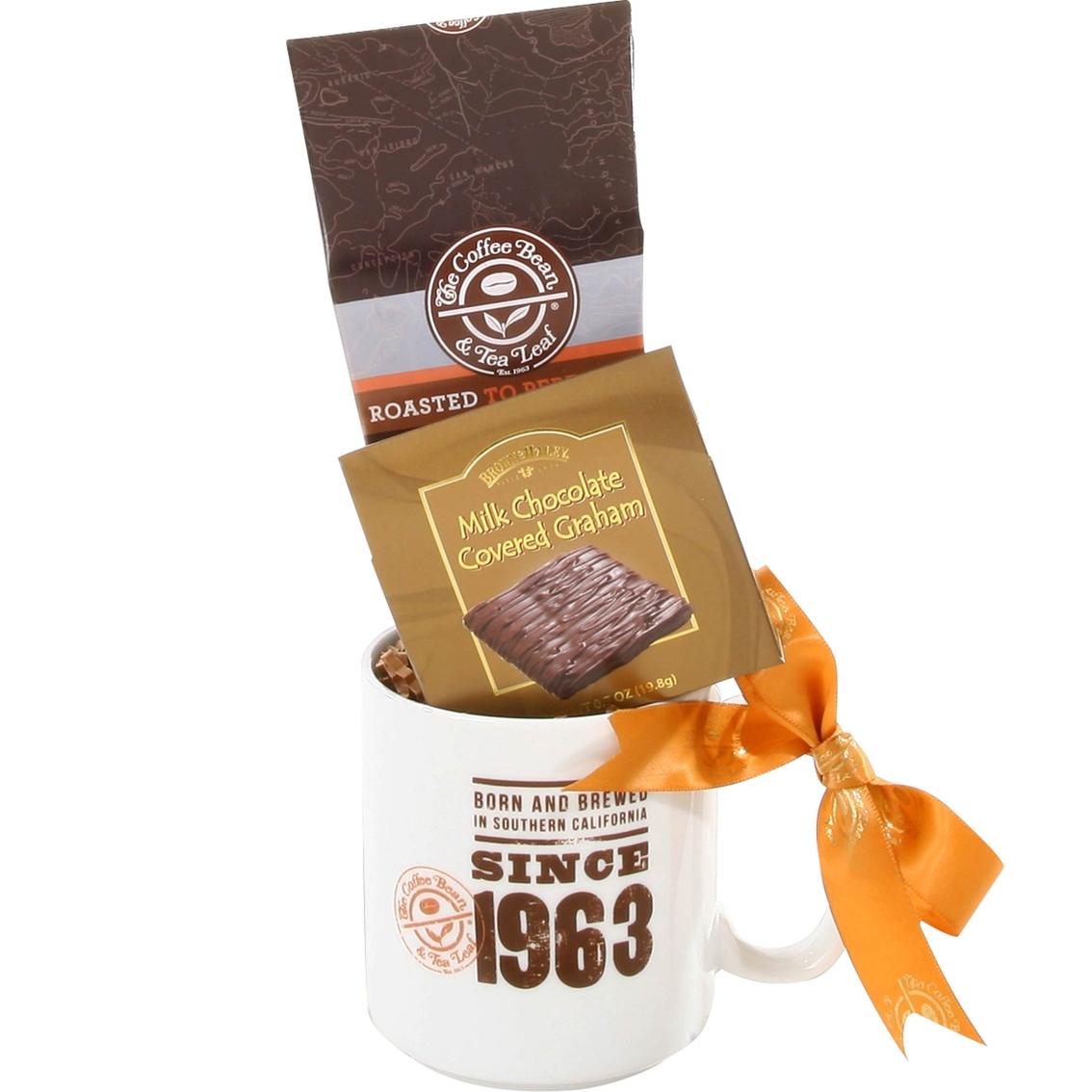 Alder Creek Gift Baskets Coffee Bean And Tea Leaf Heritage Mug Gif
