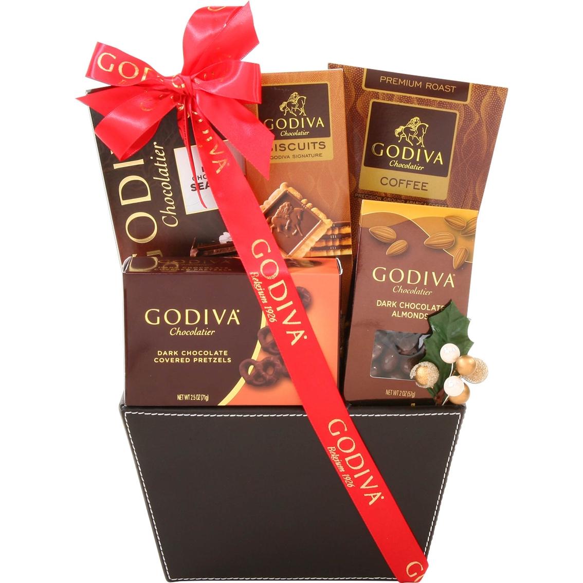 Godiva Dark Chocolate Lovers Gift Basket | Do Not Use Til 2018 ...