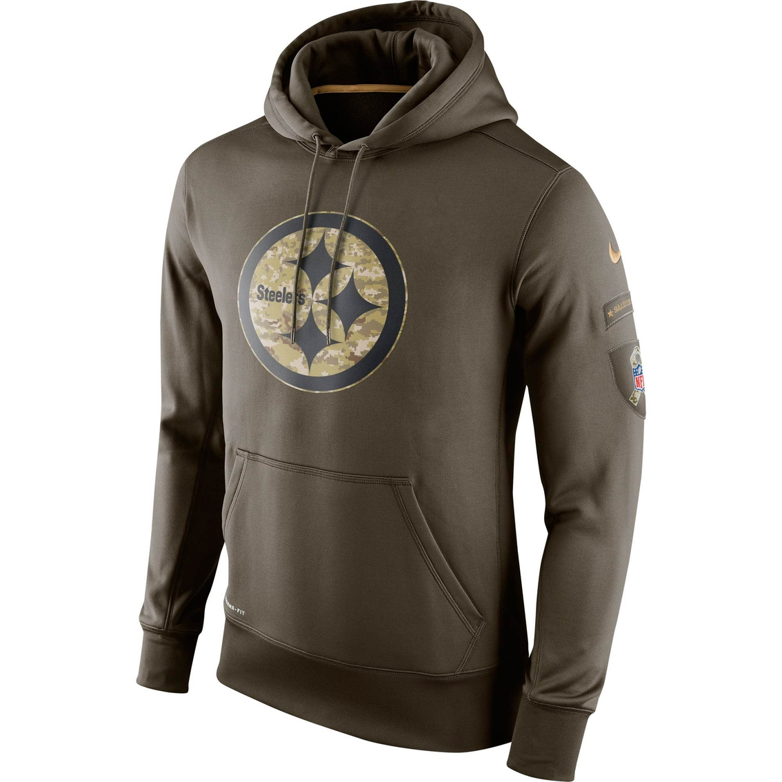 steelers armed forces sweatshirt