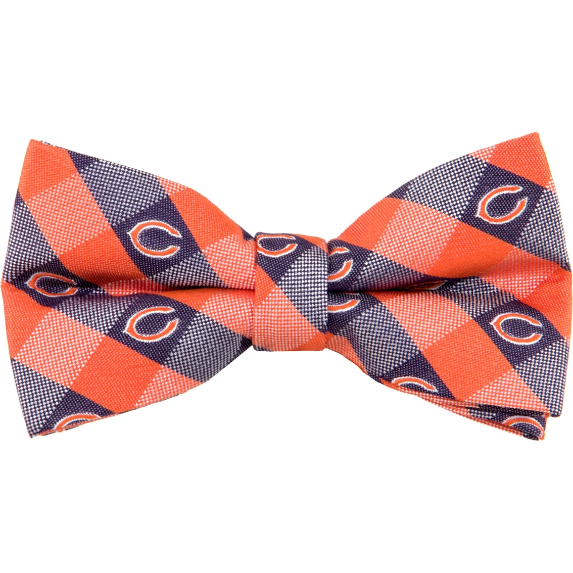 Nfl Ties Chicago Bears Checked Bow Tie By Eagles Wings | Ties ...