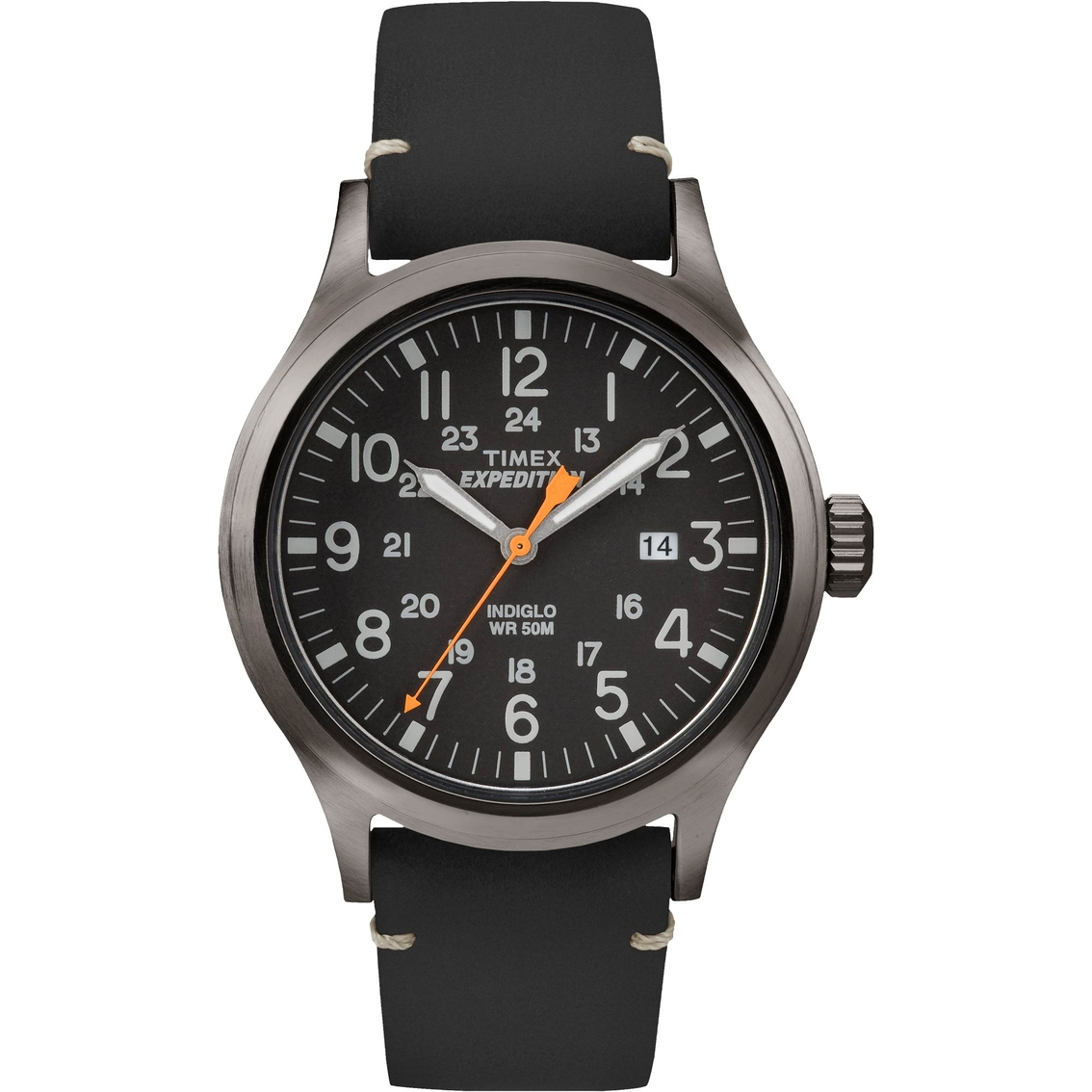 9f24f6059 Timex Men's Expedition Scout Analog Watch Tw4b01900 | Non-metal Band ...