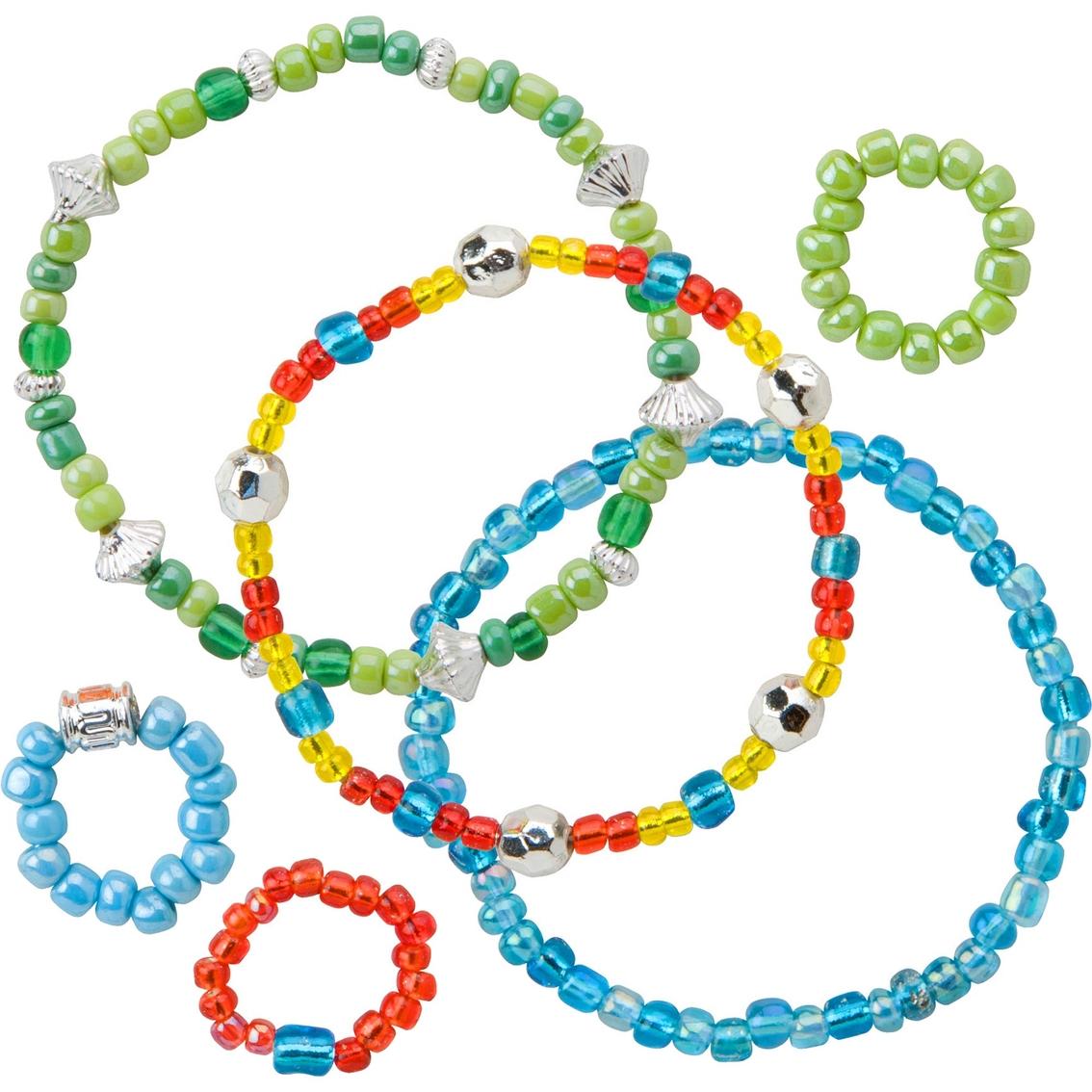 Do It Yourself Jewelry: Alex Toys Do-it-yourself Wear Bead Bash Deep Jewelry Kit