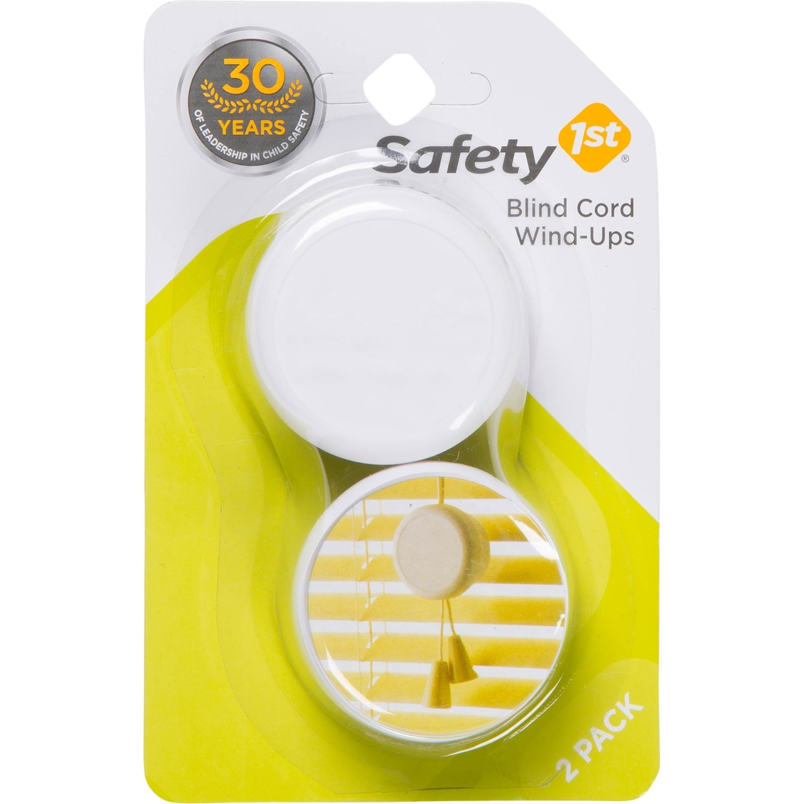 Safety 1st Window Blind Cord Wind Ups 2 Pk Baby