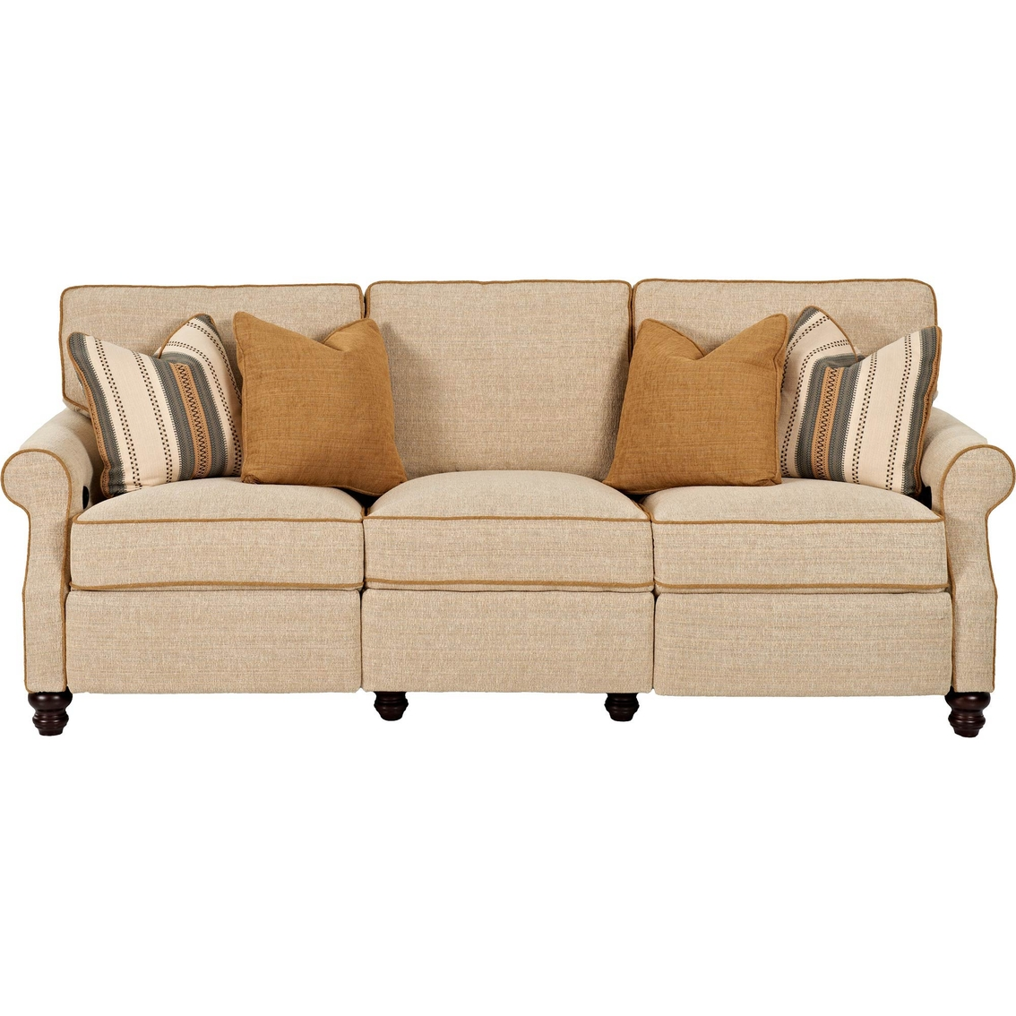 Klaussner reclining sofa best reclining sofa for the money for Klaussner sofa