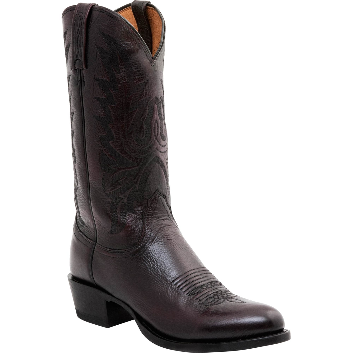 f0c65bf6306 Lucchese Men's Carson Lone Star Calf Leather Boots | Western | Shoes ...