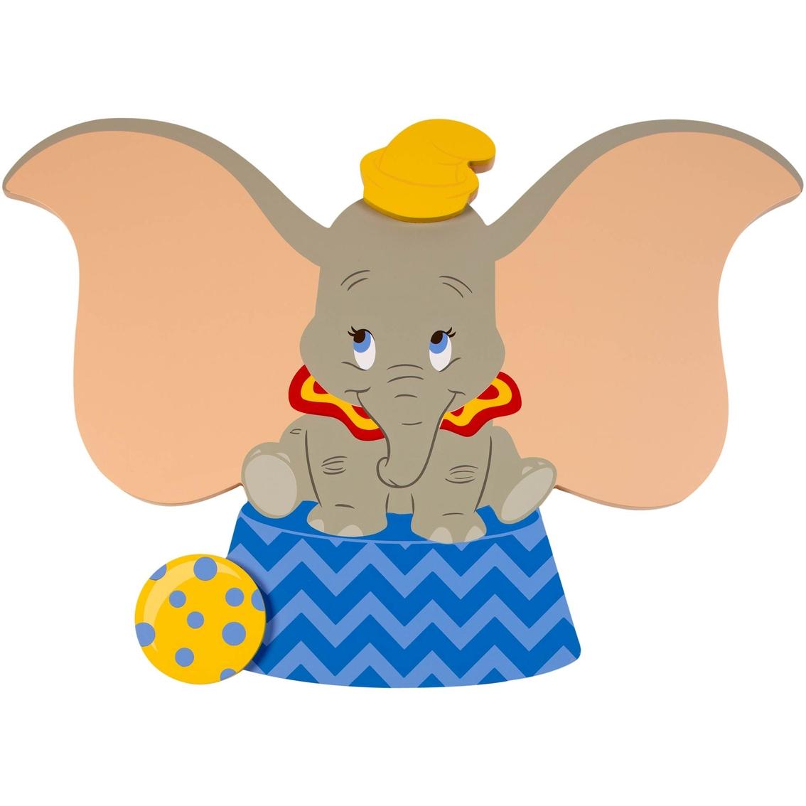 Disney Dumbo Shaped Wall Decor Wall D 233 Cor Baby Amp Toys