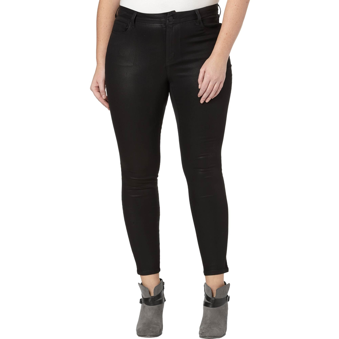 Jessica Simpson Plus Size High Rise Skinny Jeans Pants