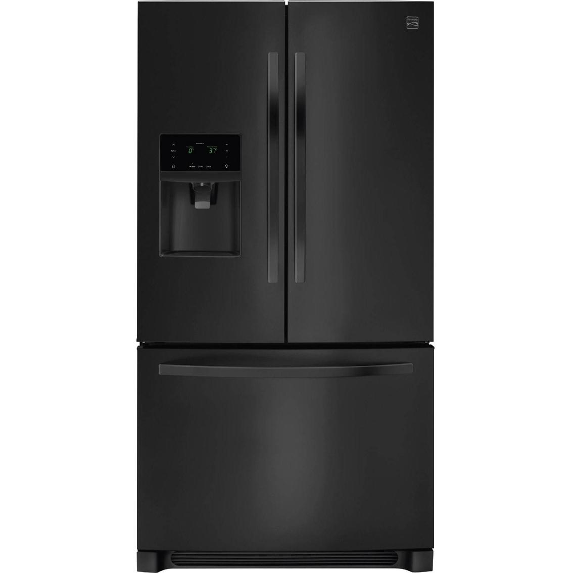Kenmore 27 2 cu ft french door refrigerator for 17 cu ft french door refrigerator