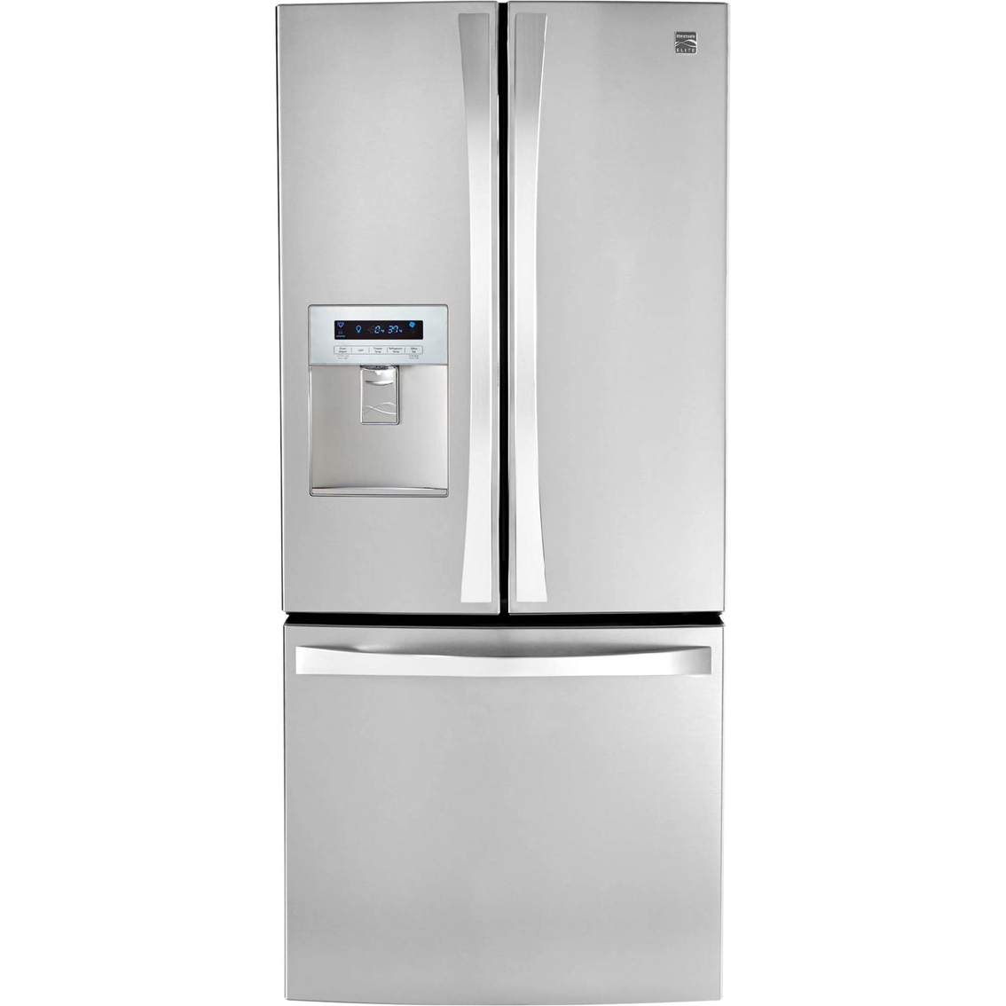 Kenmore Elite 21 8 Cu Ft French Door Bottom Freezer