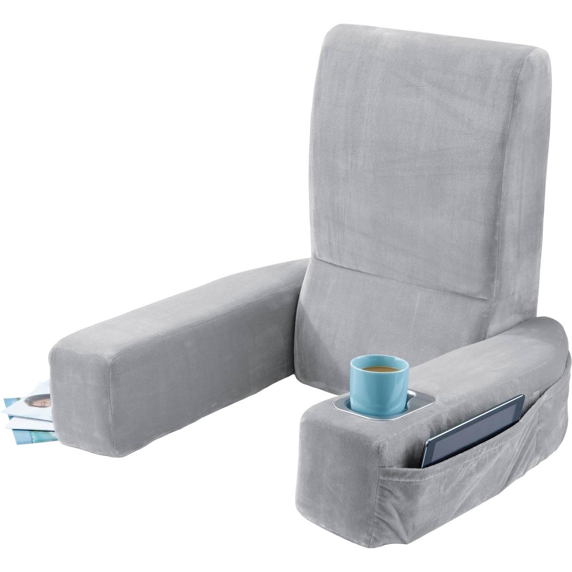 Brookstone Nap Bed Rest  sc 1 st  ShopMyExchange.com & Brookstone Nap Bed Rest | Bed Pillows | Home u0026 Appliances | Shop The ...
