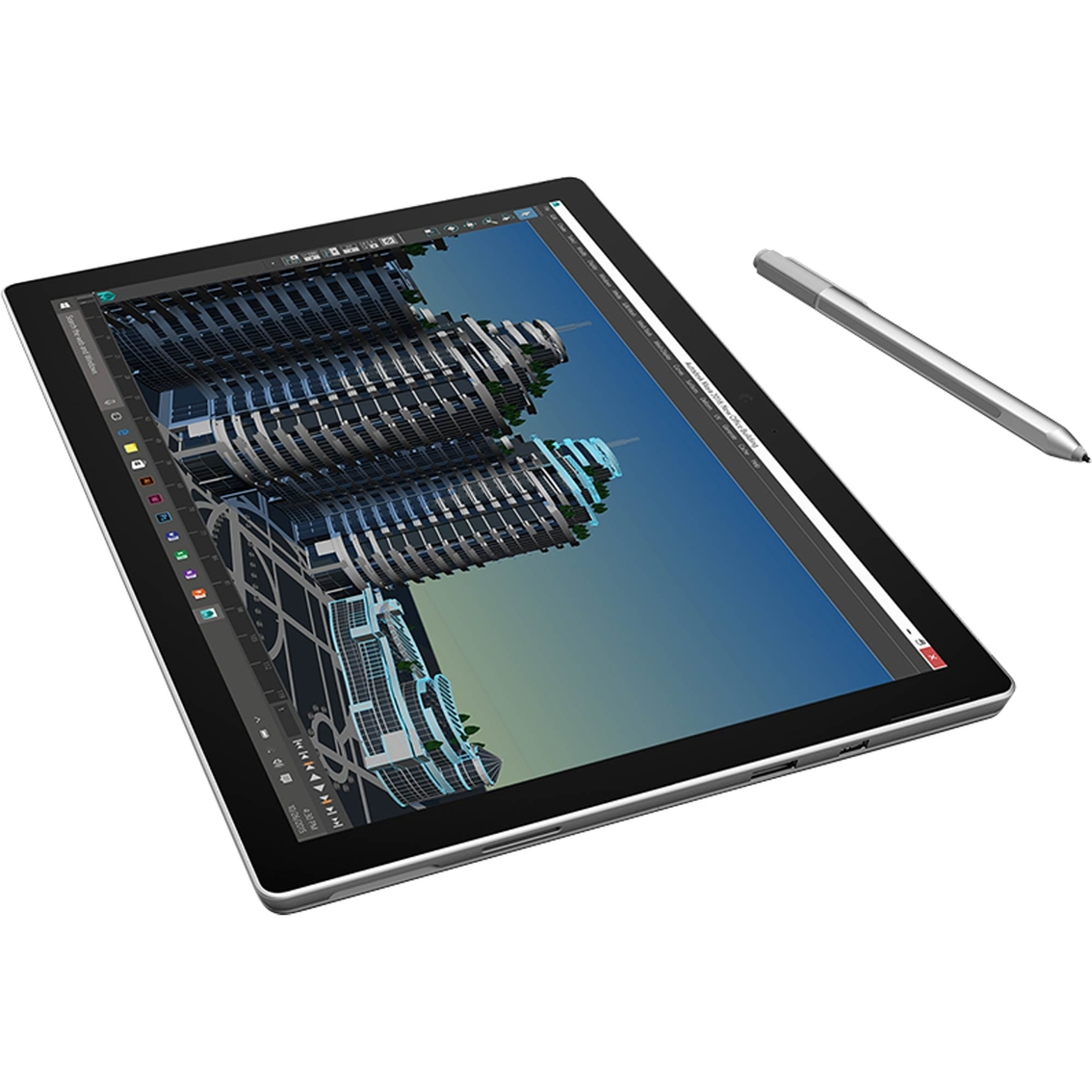 microsoft surface pro 4 12 3 in intel core m3 4gb 128gb windows 10 tablets electronics. Black Bedroom Furniture Sets. Home Design Ideas