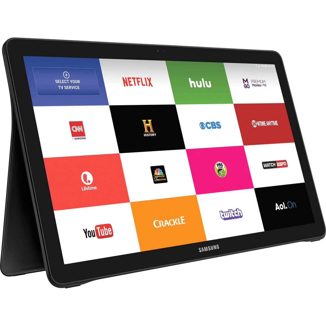 Samsung Galaxy View 18 4 In  Octa Core 1 6ghz 32gb Tablet