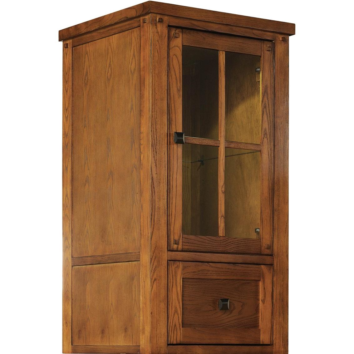 Twin Star Dakota Universal Top Storage Wine Cabinet