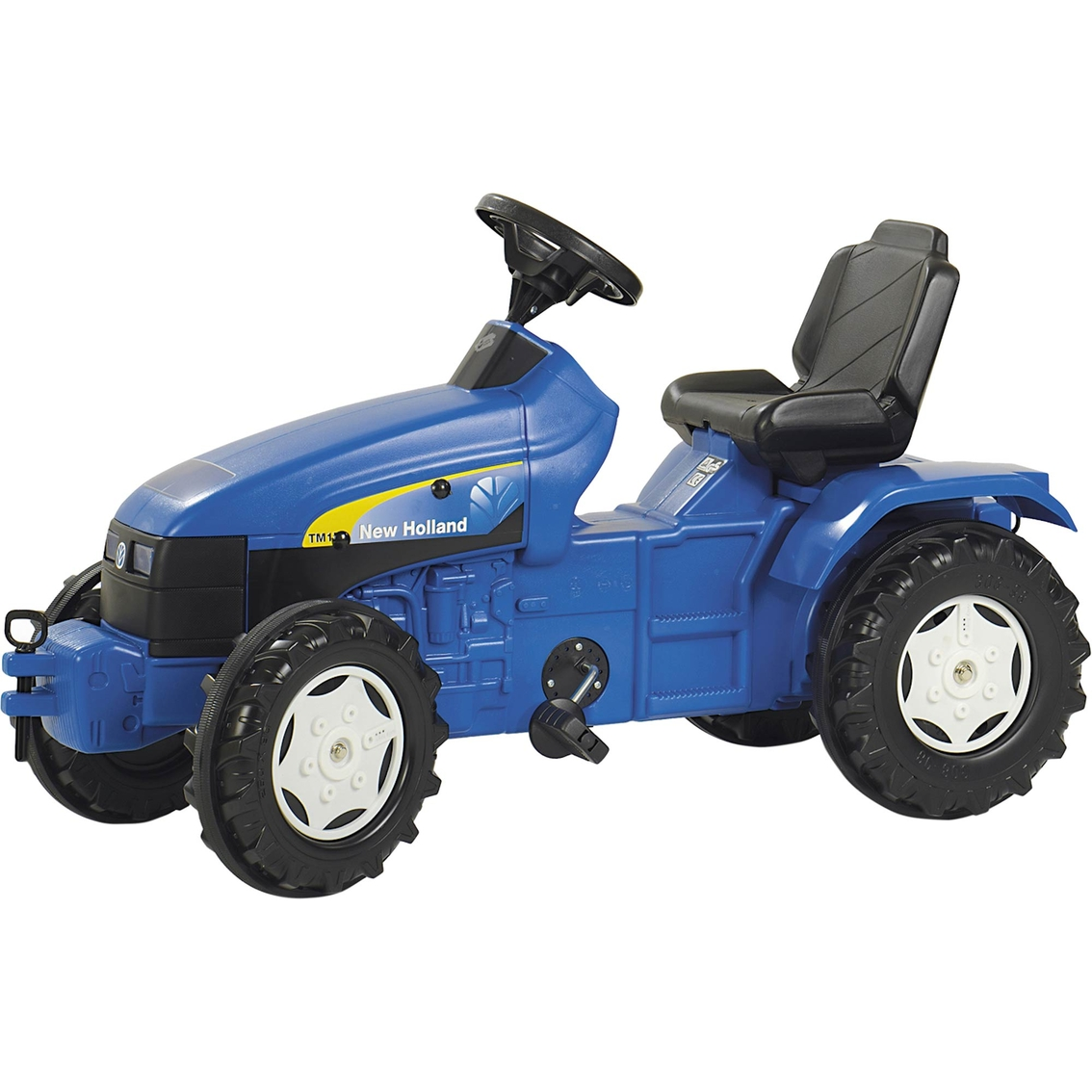 Kettler New Holland Tractor Blue Pedal Push Baby Toys