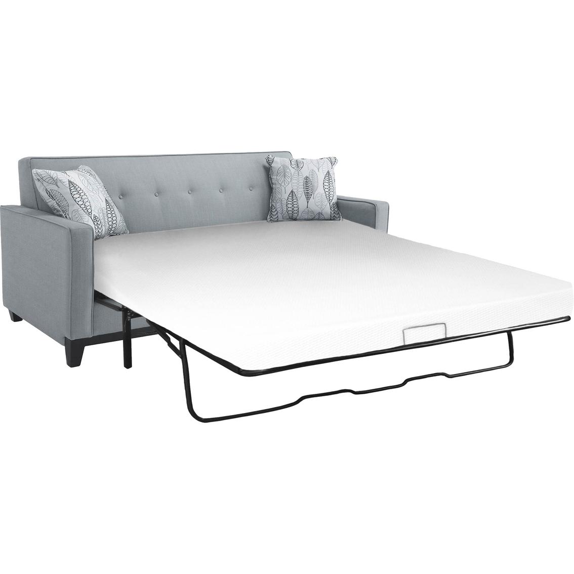 Snuggle Home Memory Foam Full Sleep Sofa Replacement Mattress Mattresses Home Appliances