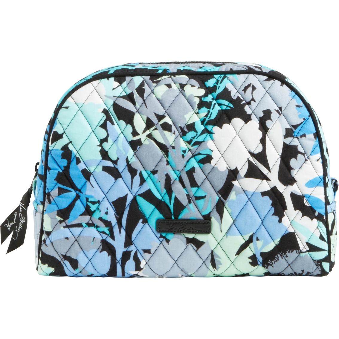 Vera Bradley Large Zip Cosmetics Bag, Camofloral