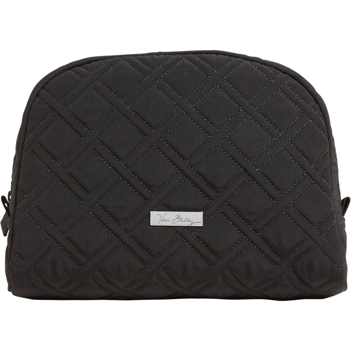 Vera Bradley Large Zip Cosmetics Bag Classic Black Shop By Pattern Shop The Exchange