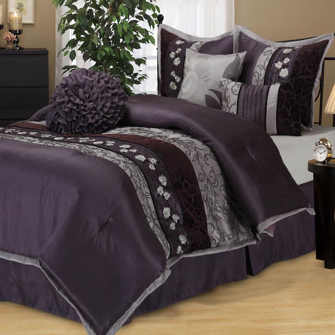 Nanshing America Riley 7 Pc Bedding Set Bedding Sets Household Shop The Exchange