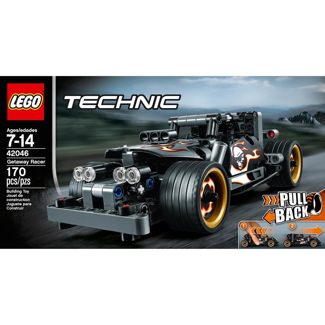 Lego Technic Getaway Racer Lego Technic Baby Toys Shop The