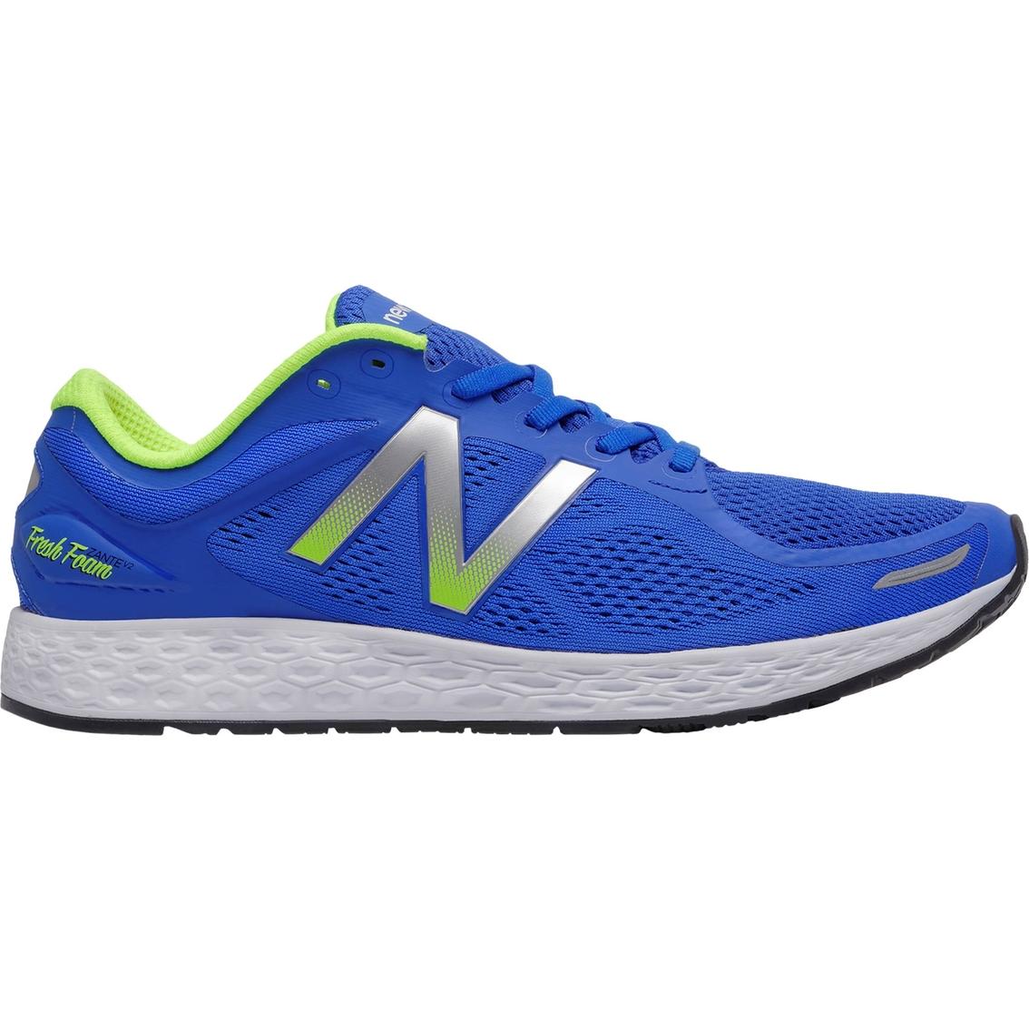 New Balance Men\u0026#39;s MZANTGB2 Cushioned Run Running Shoes