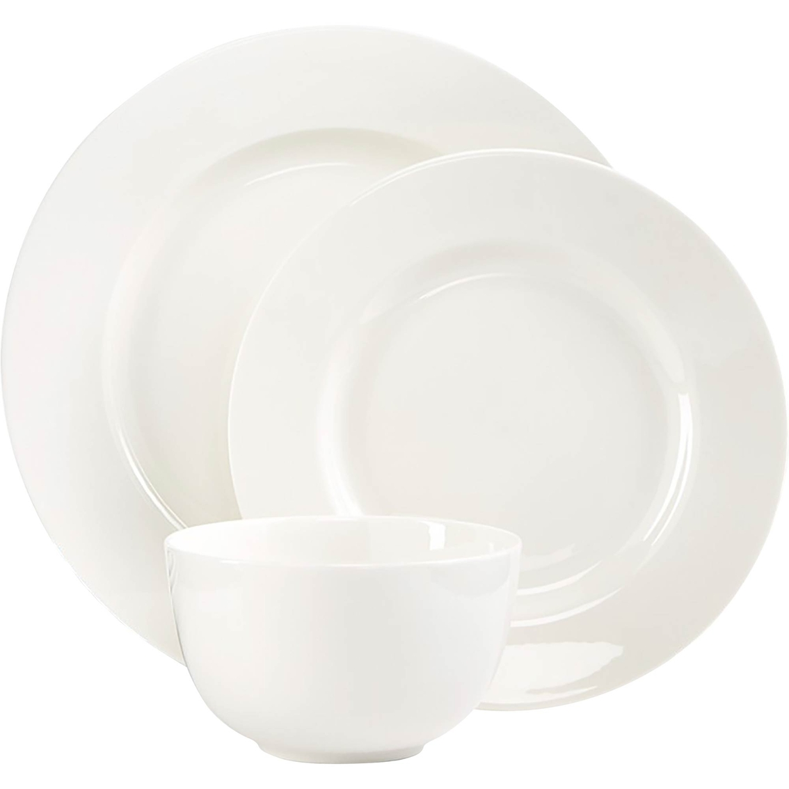 Martha Stewart Collection Kensington Round Dinnerware 12 Pc. Set  sc 1 st  Exchange & Martha Stewart Collection Kensington Round Dinnerware 12 Pc. Set ...