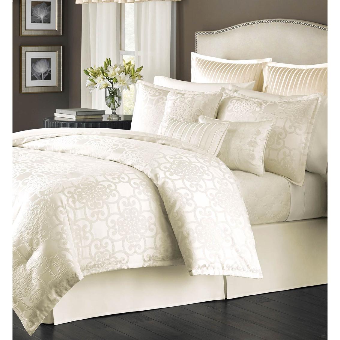 silver chic kitchen amazon home navy sherpa chloe queen comforter dp com set piece