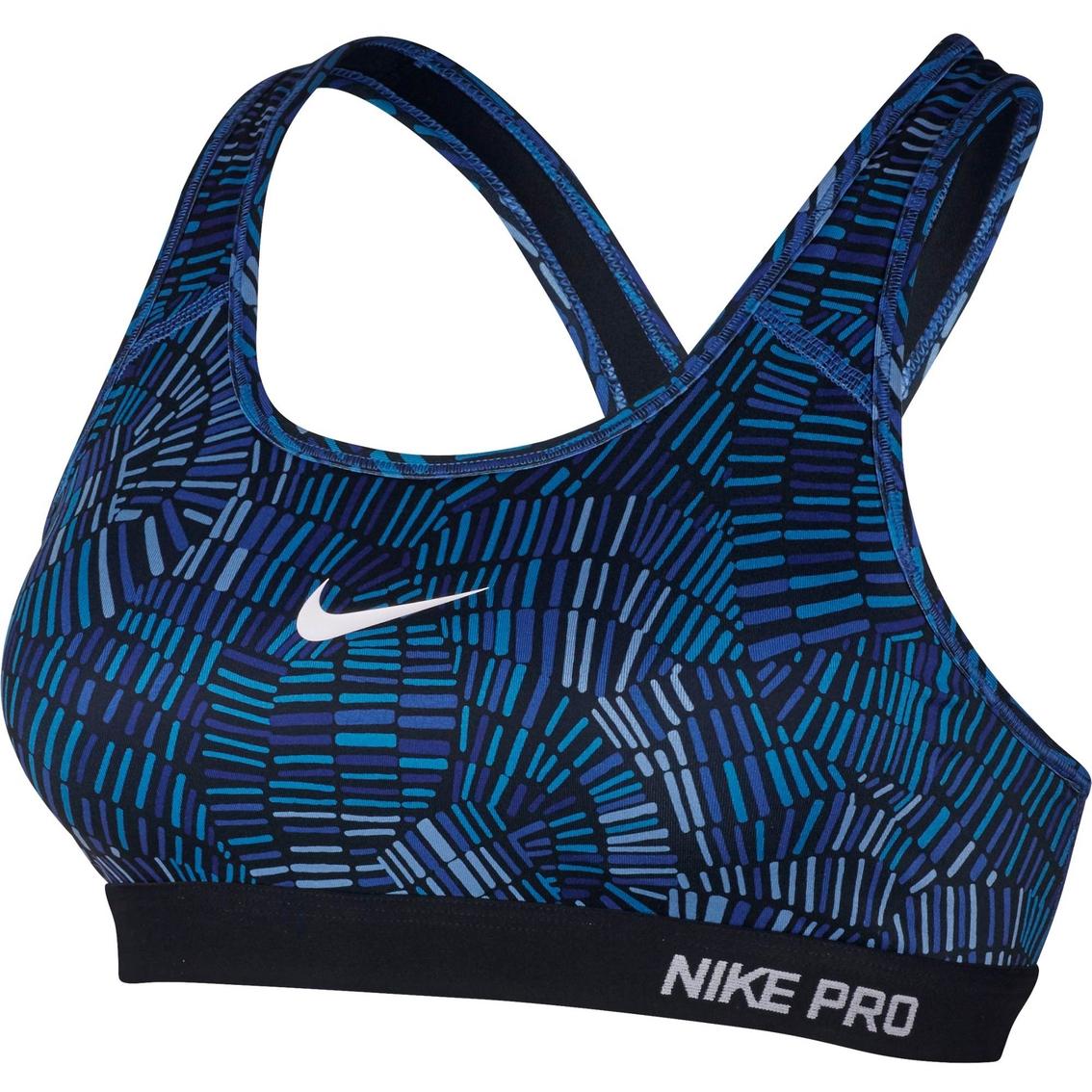 Nike Pro Classic Padded Tidal Multi